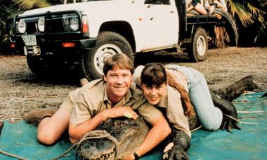 """Momente grele pentru văduva lui Steve Irwin, la 14 ani de la moartea soțului: """"Îmi pun capul în mâini și mă întreb ce vom face mâine"""""""