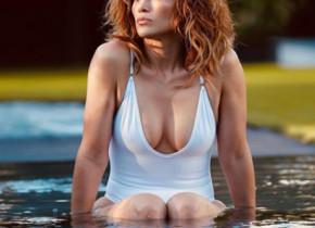 Jennifer Lopez, imaginea perfecțiunii în costum de baie la 51 de ani. Cum arată în poză ajunsa virală pe net