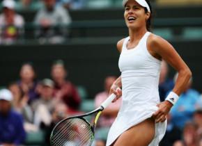 Ana Ivanovic, surprinsă la plajă. Cum arată jucătoarea de tenis la 6 ani după retragere