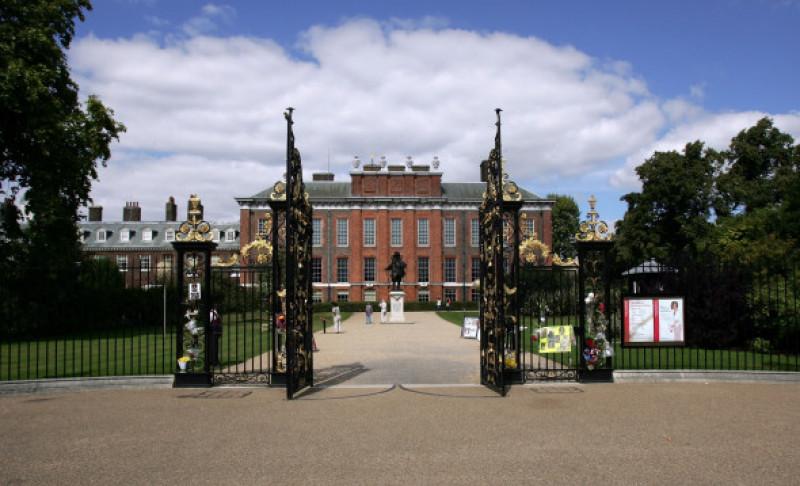Palatul Kensington, exterior