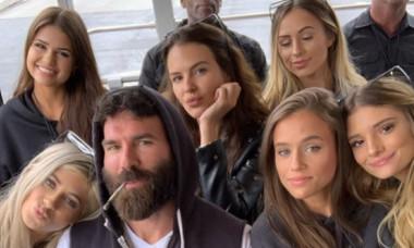 Ce face Dan Bilzerian atunci când nu e înconjurat de femei. Imaginile făcute publice au făcut senzație pe internet