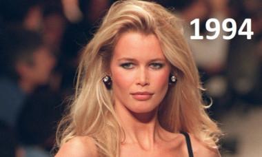 """În anii '90 era considerată """"cea mai frumoasă femeie"""" din lume. Claudia Schiffer, apariție fabuloasă la 50 de ani"""