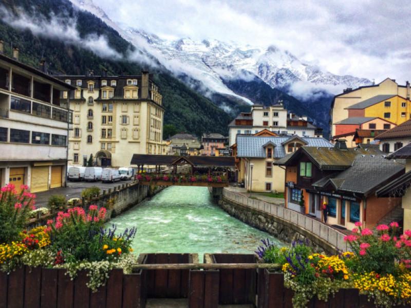 Cele mai frumoase stațiuni de schi din Europa - Chamonix