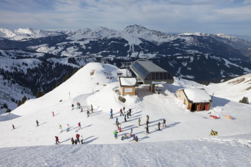 cele mai frumoase stațiuni de schi din Europa -Morzine