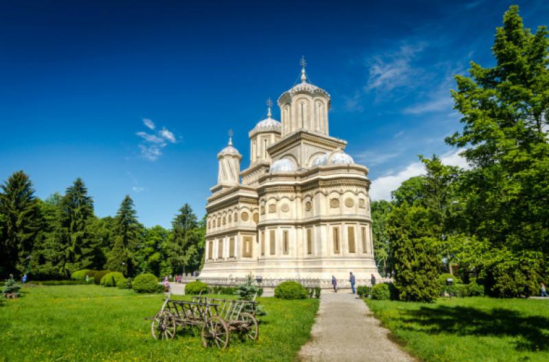 Cele mai frumoase mănăstiri din România - Curtea de Arges