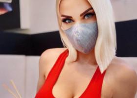 Cum arată tânăra când își dă masca jos: a cheluit o avere ca să se vadă așa. E obsedată de aspectul fizic și se machiază de la 13 ani