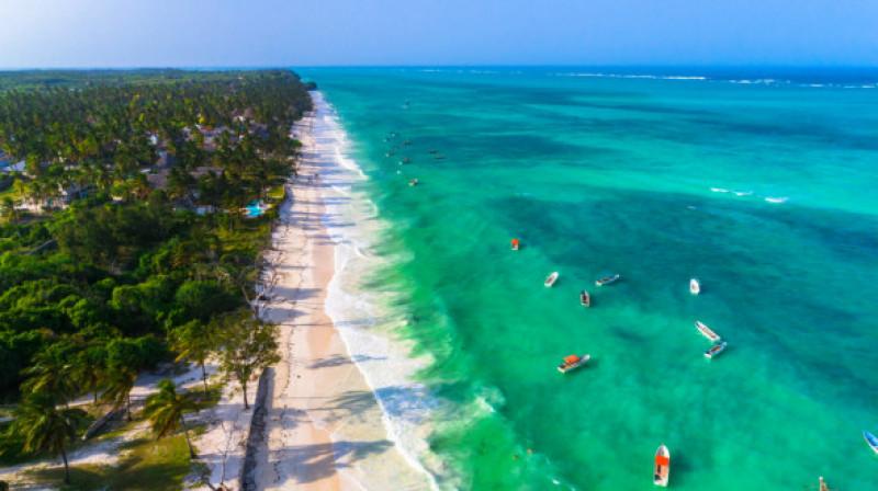 Vacanțe exotice 2021. Unde poți merge la plajă la început de an - Zanzibar
