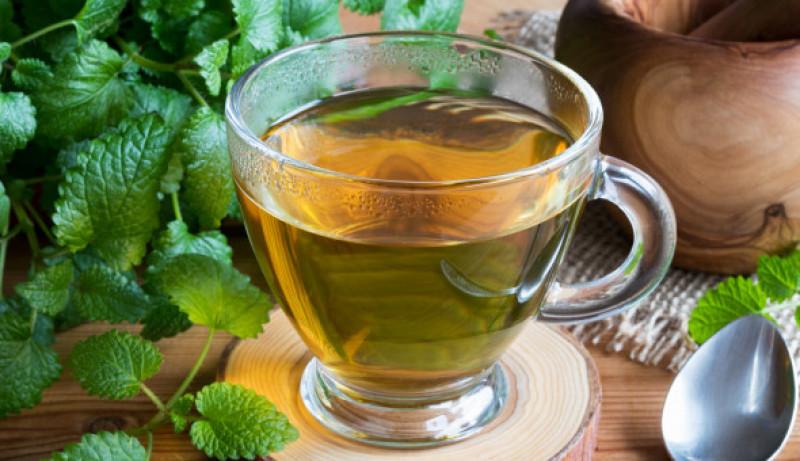 ceai de balsam de lămâie