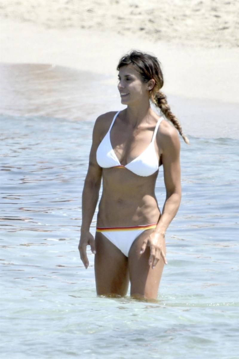 Elisabetta Canalis, fosta iubită a lui George Clooney