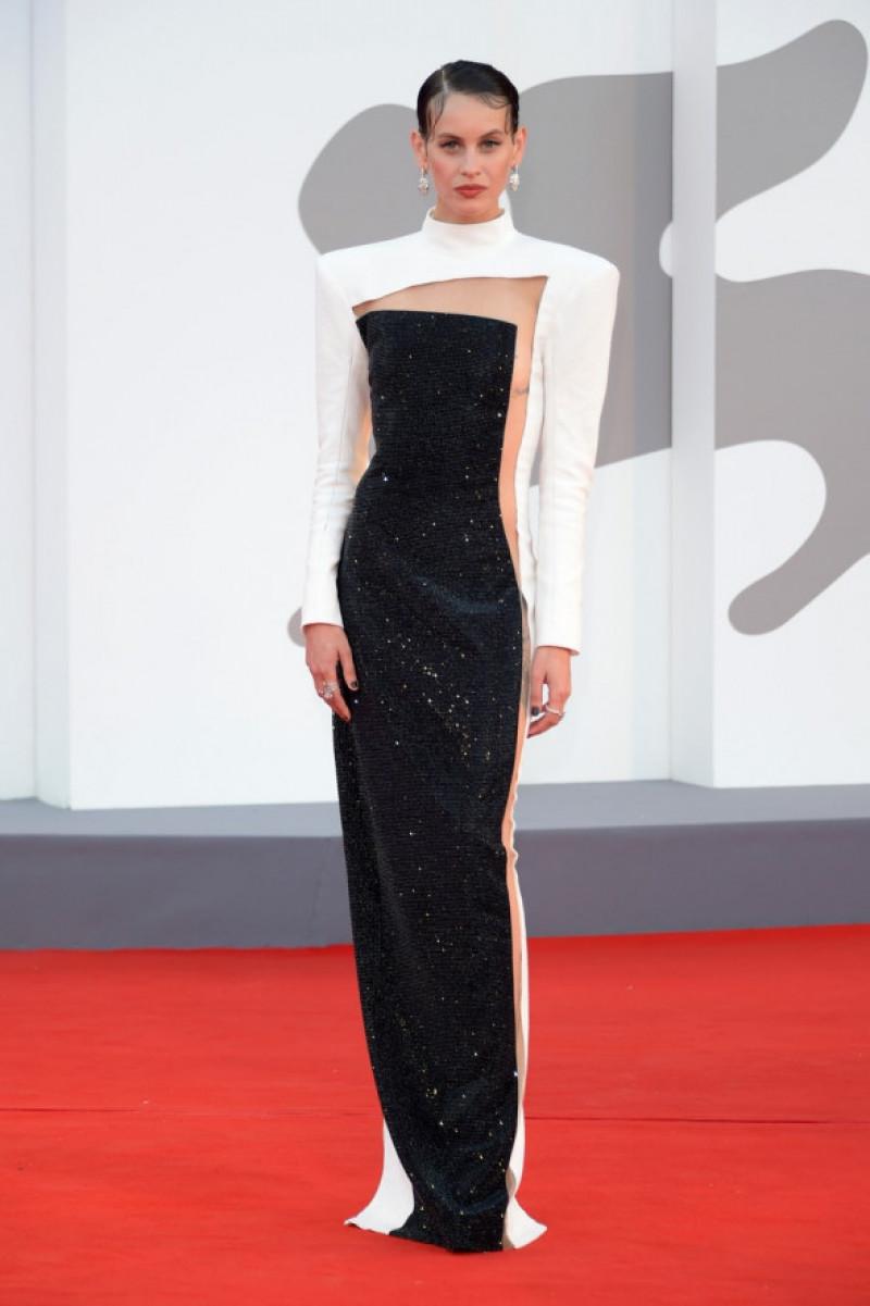 Milena Smit la Festivalul de Film de la Venetia, 2021
