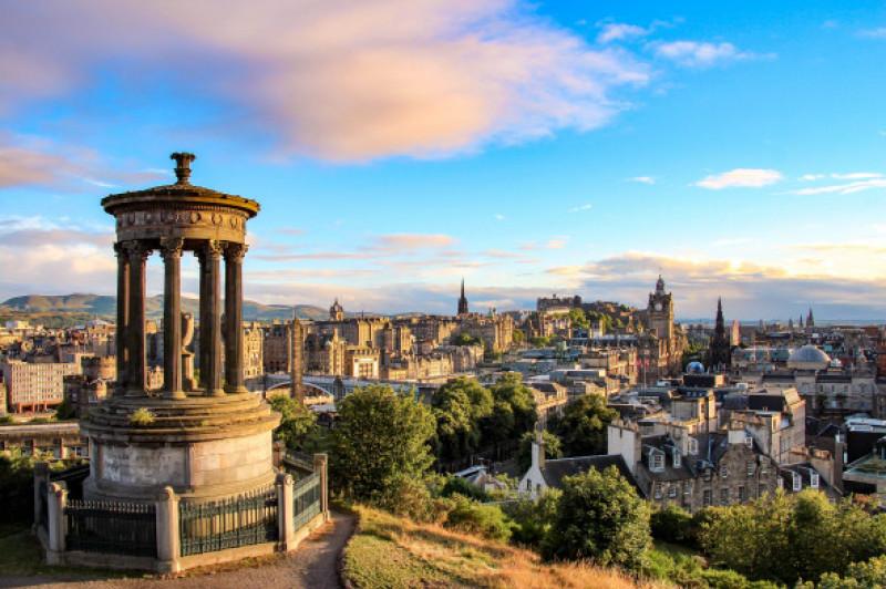 Edinburgh, Scoția