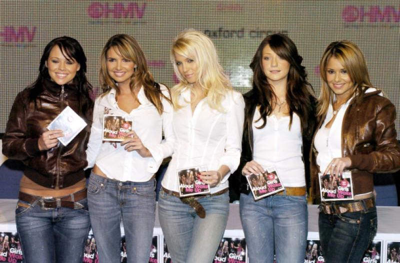 trupa girls aloud