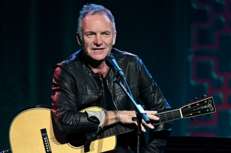 iHeartRadio LIVE With Sting At The iHeartRadio Theater Los Angeles