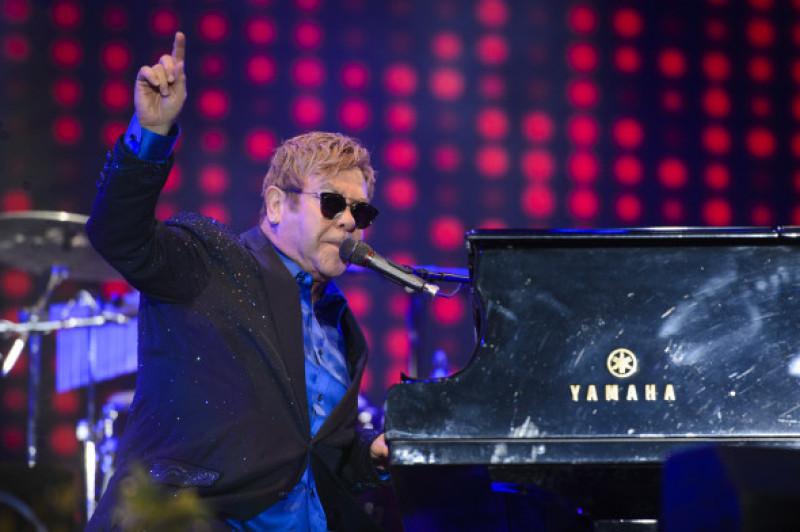 Elton John tour announcement