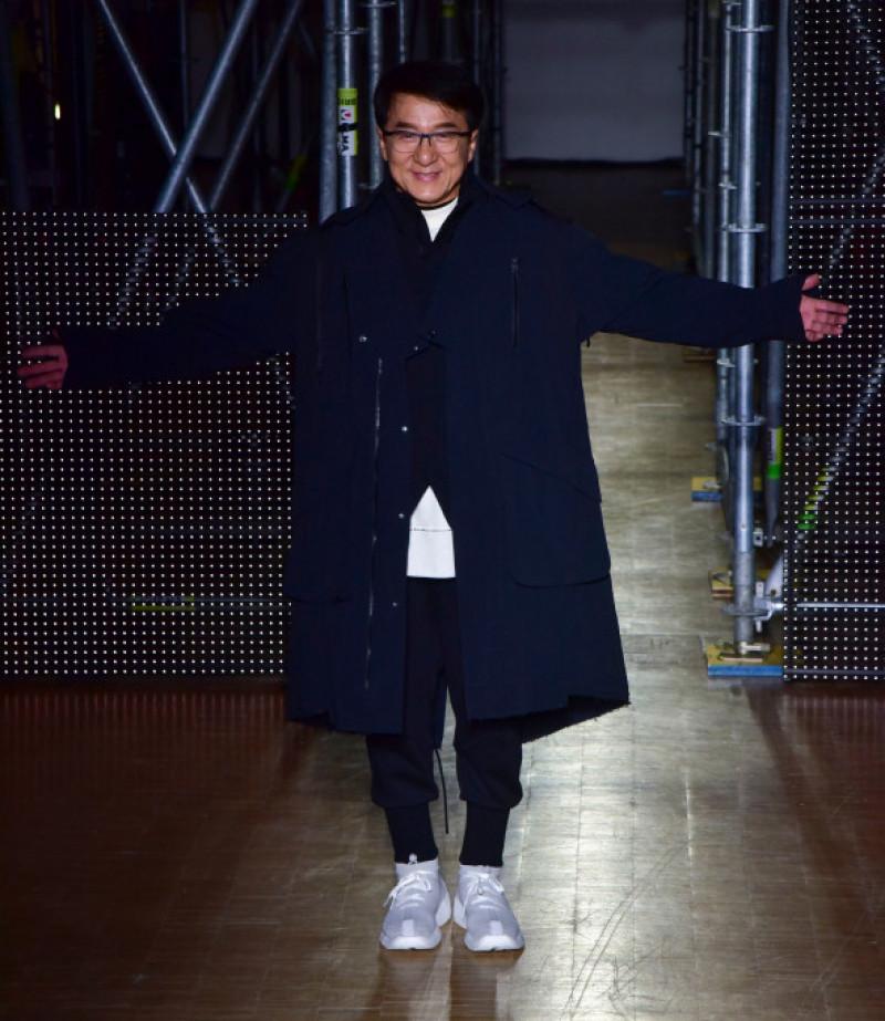 Li-Ning show, Runway, Autumn Winter 2020, Paris Fashion Week Men's, France - 18 Jan 2020
