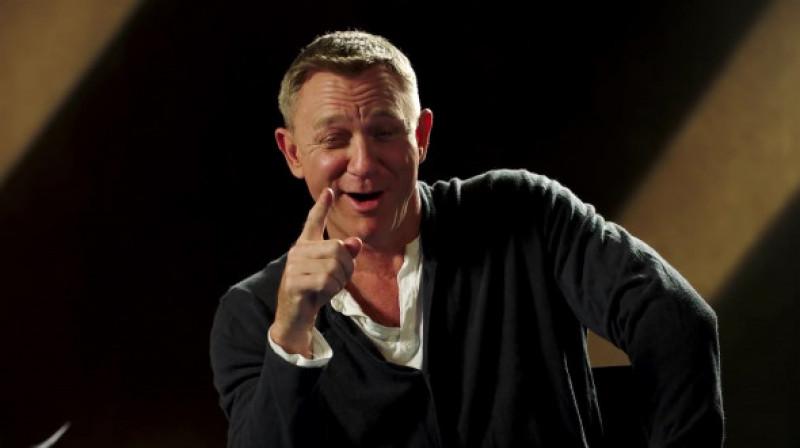 """Don't be shit!"" Daniel Craig's advice for the next James Bond"