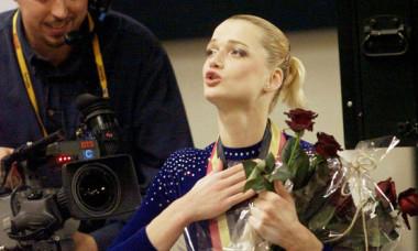 Cum arată la 43 de ani legendara gimnastă rusoaică Svetlana Khorkina: e căsătorită cu un bărbat cu 23 de ani mai în vârstă