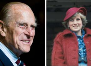 Relația specială care i-a legat pe prințul Philip și prințesa Diana. Ducele de Edinburgh și-ar fi dorit să nu divorțeze de Charles