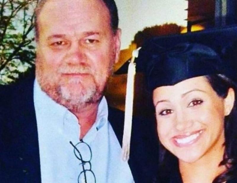 Meghan Markle și tatăl ei, Thomas Markle