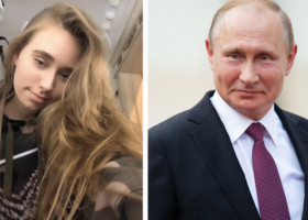 """Fiica """"din flori"""" a lui Vladimir Putin, succes total la doar 18 ani. Cum a reușit Luiza să se facă remarcată în toate colțurile lumii"""