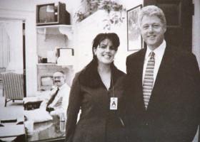 Ce face acum și cum arată Monica Lewinsky, stagiara care a avut o aventură cu președintele Bill Clinton