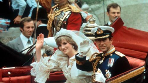 Mesajul secret din pantofii purtați de prințesa Diana în ziua în care s-a căsătorit cu prințul Charles