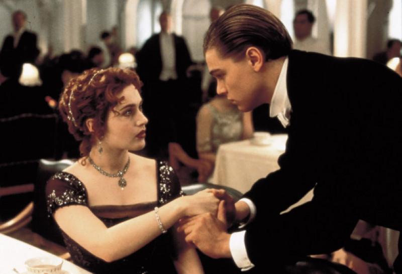1997 - Titanic - Movie Set