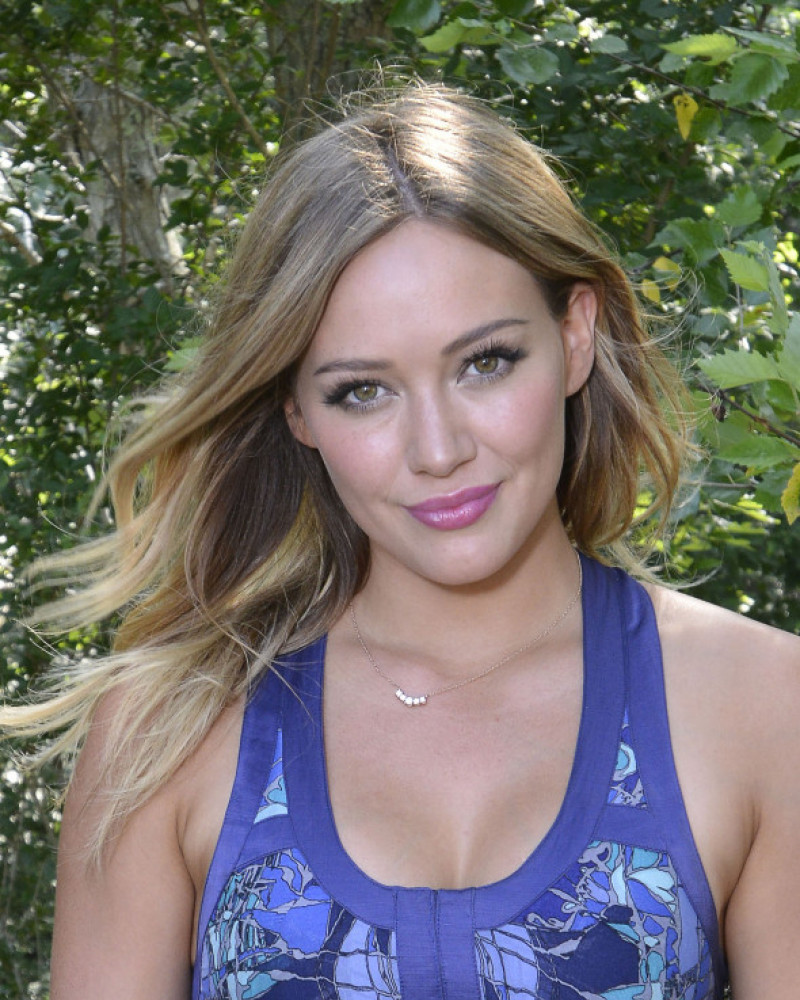 FIJI Water Days Of Summer Hosted By Hilary Duff