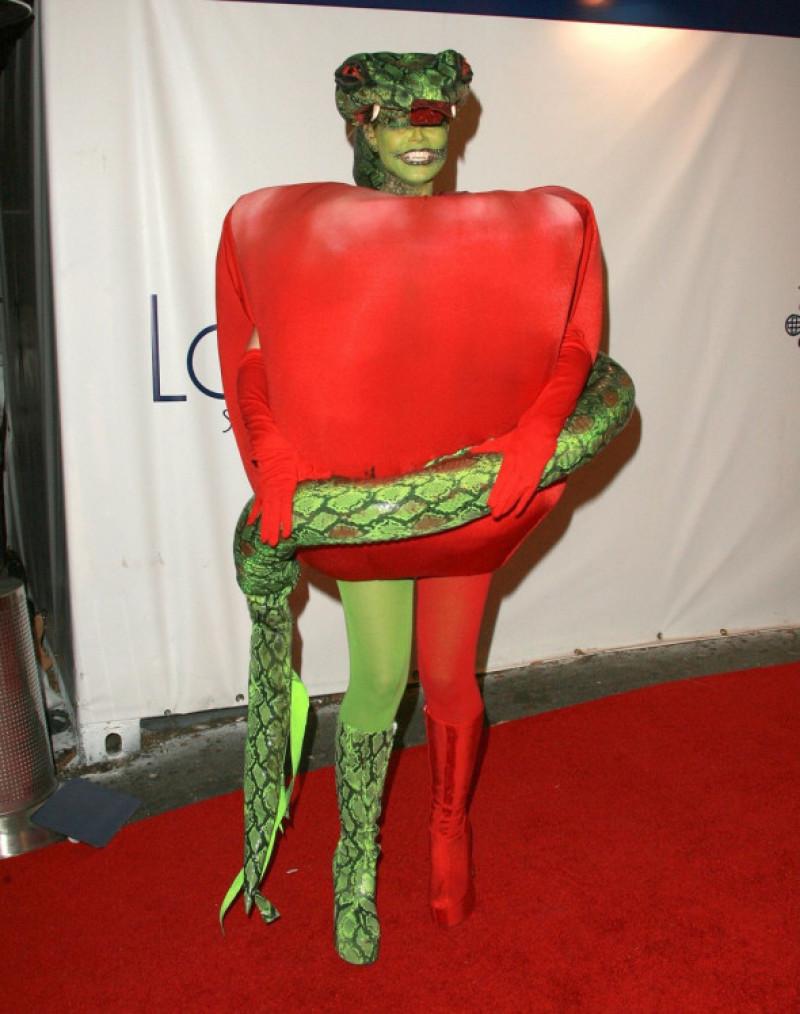 Heidi Klum's 7th Annual Halloween Party, Los Angeles, America - 31 Oct 2006