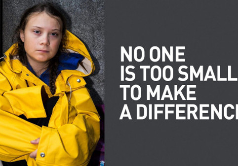 Greta Thunberg, fenomen la 16 ani, ajunge, din SUA, cu velierul in Europa!