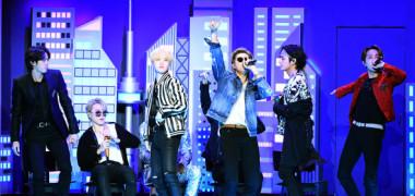 BTS a facut show la gala premiilor Grammy 2020!