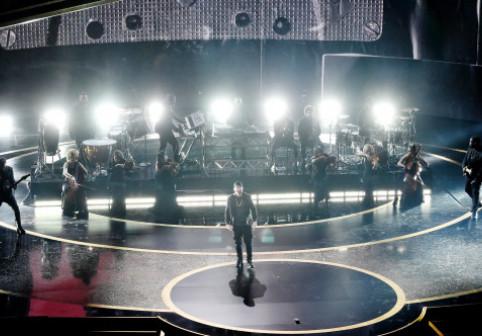 Eminem a dezvaluit motivul pentru care si-a facut aparitia la gala Oscar 2020!