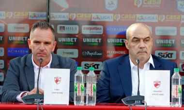 EXCLUSIV Cum a scapat Dinamo de datoriile catre ANAF si Negoita