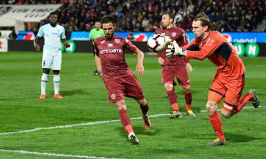 Pierdere grea pentru CFR Cluj