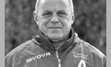 Fotbalul romanesc, in doliu. Un antrenor din Liga 1 a murit