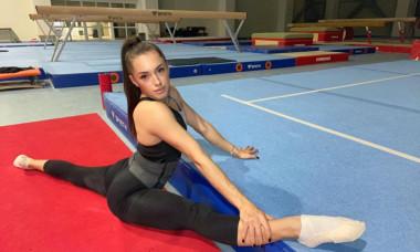 """Gimnasta Larisa Iordache, probleme de sanatate dupa calificarea la Jocurile Olimpice. """"Am avut o stare subfebrila. Fac investigatii"""""""