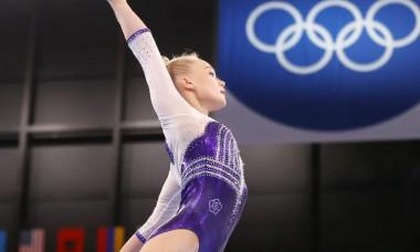 """JO 2020: s-a încheiat supremația americancelor în gimnastica feminină. Cine le-a """"furat"""" aurul în finala pe echipe de la Tokyo"""