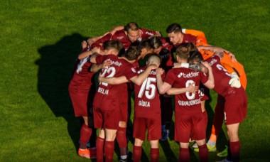 CFR Cluj bate din nou la portile Ligii Campionilor. Cum arata drumul spre grupe. Care e vestea cea mare