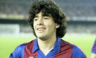 Ca-n filmele cu mafioti. Transferul lui Maradona la Barcelona a fost facut cu pistolul pe masa