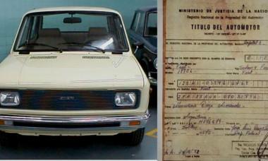 Prima masina a lui Maradona, gasita intr-un cotet de gaini. Cine a luat-o