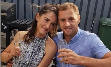 Nuntă după nuntă în tenis! Jucătoarea din România care s-a măritat cu un fost câștigător la Roland-Garros și drama teribilă prin care a trecut FOTO
