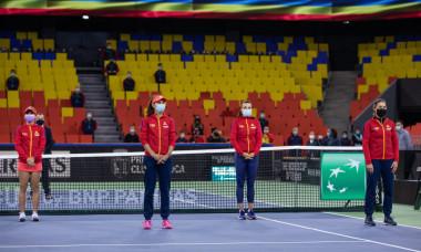 Meci dramatic pentru Mihaela Buzarnescu la Fed Cup. Partida a durat peste trei ore