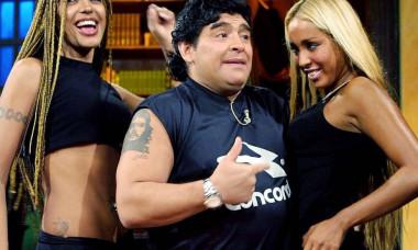 """""""Am vazut cele mai bune fete din viata mea in inchisoarea lui."""" Intalnirea dintre Escobar si Maradona"""