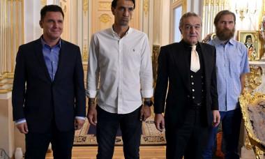 Narcis Raducan, despre demiterea de la FCSB: Ce i-a spus Becali la despartire