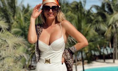 Femeia parasita de Ionut Negoita a inflorit dupa divortul de fostul patron al lui Dinamo. Cu ce se ocupa acum