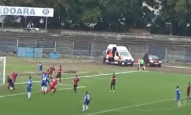 VIDEO Un portar roman a dat golul egalizator in minutul 97, dupa ce a aparat si un penalty