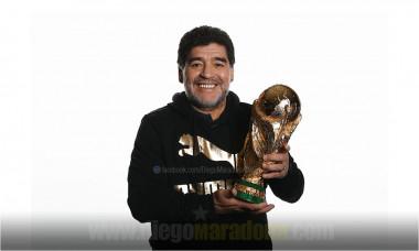 Maradona a murit la 60 de ani. Cum a inceput fotbalul si debutul in nationala Argentinei