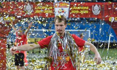 """Prima plecare de la CFR Cluj, dupa titlul castigat. """"Gata, am incheiat. A fost ultimul meci"""""""