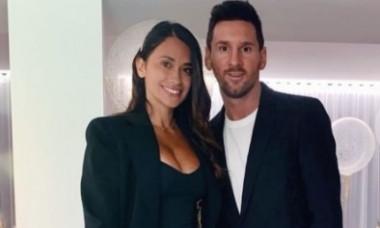 "FOTO Antonella lui Messi, mai stralucitoare ca niciodata pe Instagram: ""Esti femeia perfecta"""