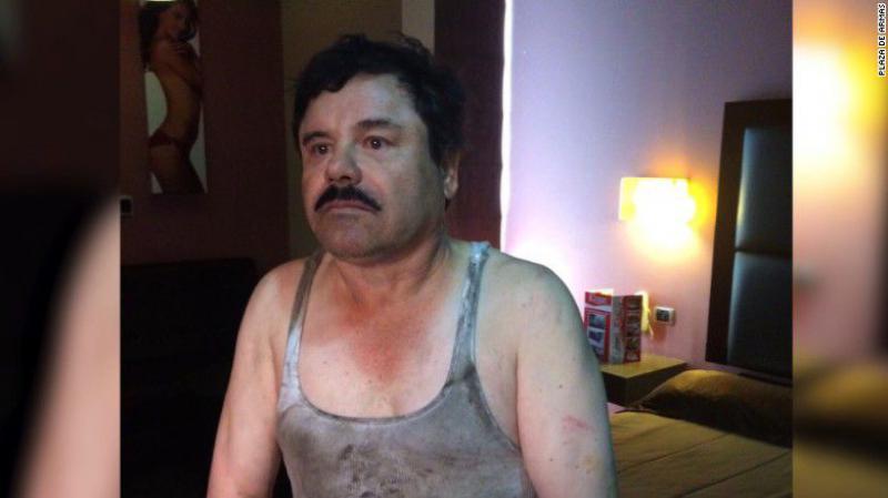 El Chapo Kinder Tot